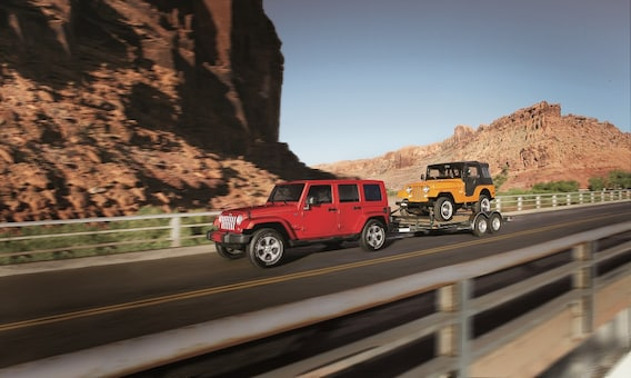 Jeep Towing Capacity >> Jeep Towing Guide Beaver Motors