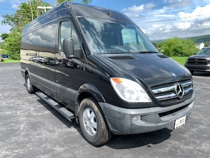Used 2013 Mercedes-Benz Sprinter 15 Passenger Shuttle For