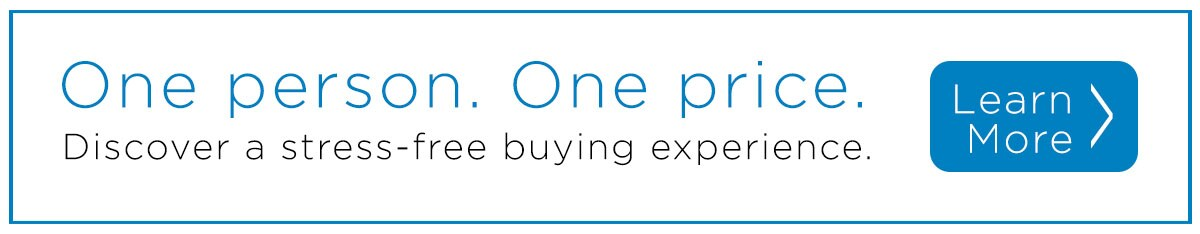 One person. One price. Discover a stress-free buying experience at Beaverton Honda. Click here to learn more.