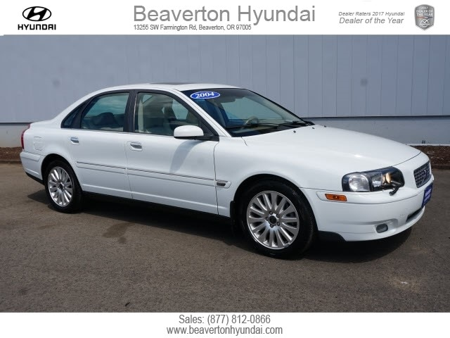 Used 2004 Volvo S80 For Sale Beaverton Or