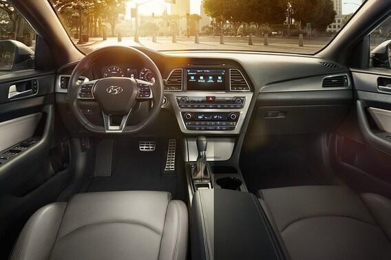 Compare 2015 Hyundai Sonata Trims