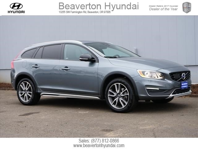 Volvo V60 Cross Country T5