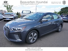 2019 Hyundai Ioniq Plug-In Hybrid Limited Hatchback