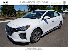 2019 Hyundai Ioniq Plug-In Hybrid Limited Hatchback