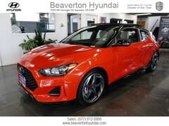 2020 Hyundai Veloster Ultimate Hatchback