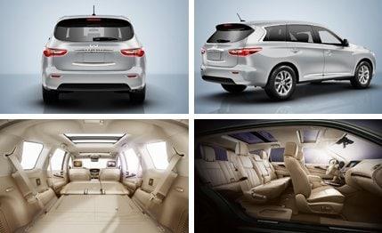 Compare The Infiniti Qx60 In Beaverton Vs Acura Mdx