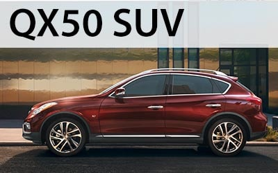 Click to view and download the QX50 brochure.