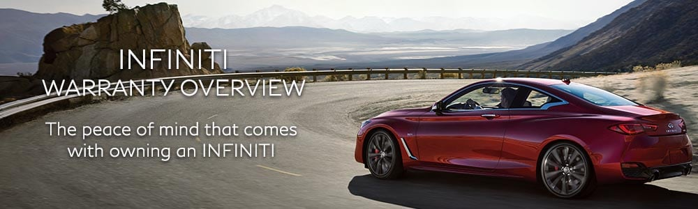 Image of the INFINITI Q50 Sedan INFINITI Warranty Overview - The peace of mind that comes with owner an INFINITI.