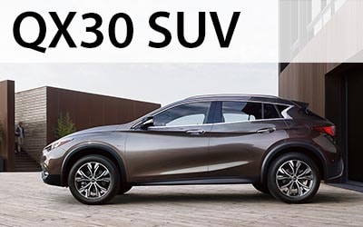 Click to view and download the QX30 brochure.