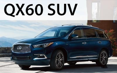 Click to view and download the QX60 brochure.