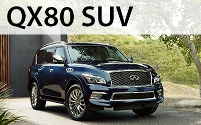 Click to view and download the QX80 brochure.