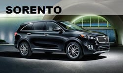 Click to view and download the Sorento brochure.