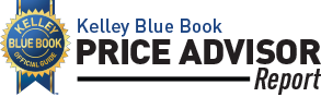 Kelley Blue Book Price Advisor Report Logo