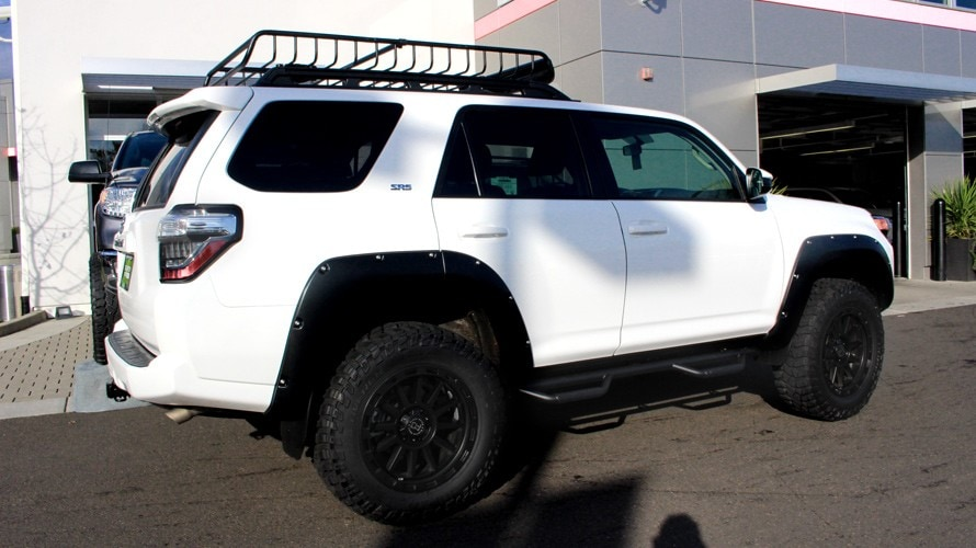 MT. BACHELOR EDITION 4RUNNER