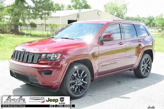 New 2018 Jeep Grand Cherokee ALTITUDE 4X2 Sport Utility in Palatka