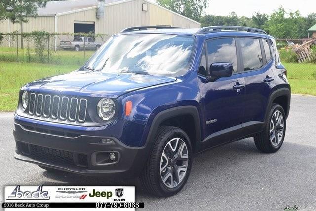 New 2018 Jeep Renegade LATITUDE 4X4 In Palatka