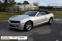 Used 2012 Chevrolet Camaro 1LT Convertible in Palatka, FL