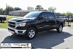 New 2020 Ram 1500 BIG HORN CREW CAB 4X2 5'7 BOX Crew Cab C25515 for Sale in Palatka, FL, at Beck Chrysler Dodge Jeep Ram