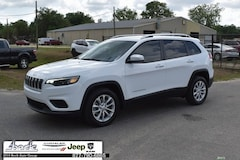 New 2020 Jeep Cherokee LATITUDE FWD Sport Utility for Sale in Palatka, FL, at Beck Chrysler Dodge Jeep Ram
