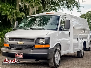 2015 Chevrolet Express Commercial KUV