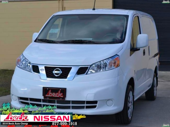 New 2017 Nissan NV200 Compact Cargo SV in Palatka