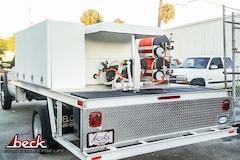 2015 Chevrolet Silverado 2500HD Special Spray Truck Combination Upfit Commercial