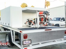2015 Chevrolet Silverado 2500HD Special Spray Truck Combination Upfit Commercial