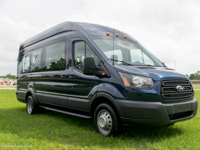 New 2015 Ford Transit-350 Special Bus Upfit Commercial in Palatka