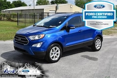 Used 2018 Ford EcoSport SE SUV FN6100B for Sale in Palatka, FL, at Beck Ford Lincoln