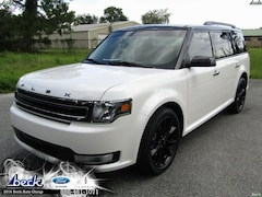 New 2019 Ford Flex SEL Crossover for Sale near St. Augustine, FL, at Beck Ford Lincoln