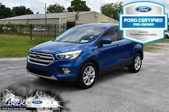 Certified Pre-Owned 2017 Ford Escape SE SUV for Sale in Palatka at Beck Ford Lincoln