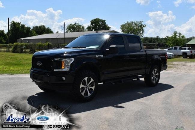 New 2019 Ford F-150 STX Truck in Palatka, FL