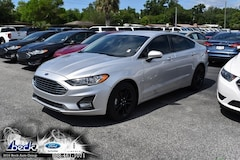New 2019 Ford Fusion SE Sedan FN5770 for Sale near Gainesville, FL, at Beck Ford Lincoln