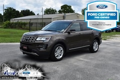 Certified Pre-Owned 2016 Ford Explorer XLT SUV for Sale in Palatka at Beck Ford Lincoln
