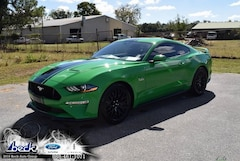 New 2019 Ford Mustang GT Coupe for Sale in Palatka, FL, at Beck Ford Lincoln