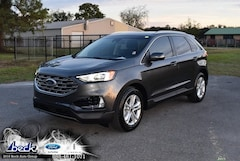 New 2019 Ford Edge SEL Crossover FN5830 for Sale near St. Augustine, FL, at Beck Ford Lincoln