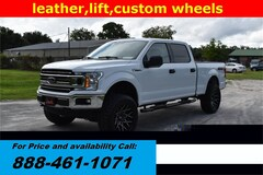 Used 2018 Ford F-150 XL Truck UF2402 for Sale in Palatka, FL, at Beck Ford Lincoln