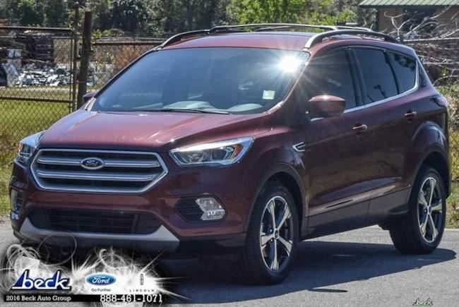 New 2018 Ford Escape SEL SUV in Palatka, FL