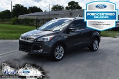 Certified Pre-Owned 2015 Ford Escape Titanium SUV for Sale in Palatka at Beck Ford Lincoln