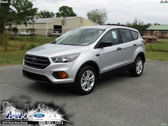 New 2019 Ford Escape S SUV FN5764 for Sale near St. Augustine, FL, at Beck Ford Lincoln