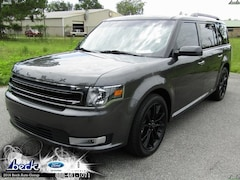 New 2018 Ford Flex SEL Crossover for Sale near St. Augustine, FL, at Beck Ford Lincoln