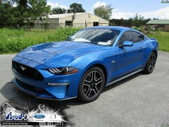 New 2019 Ford Mustang GT Coupe for Sale near St. Augustine, FL, at Beck Ford Lincoln