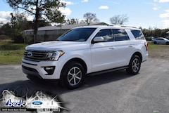 New 2019 Ford Expedition XLT SUV for Sale near St. Augustine, FL, at Beck Ford Lincoln