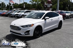 New 2019 Ford Fusion SE Sedan FN5777 for Sale near Gainesville, FL, at Beck Ford Lincoln