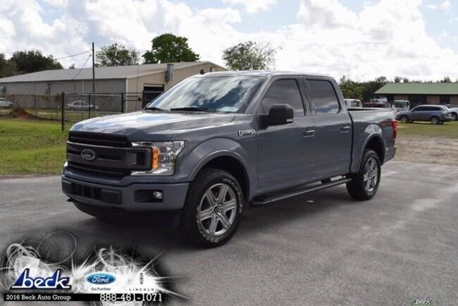 New 2019 Ford F-150 XLT Truck in Palatka, FL