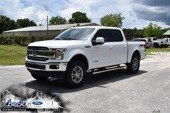 New 2019 Ford F-150 Lariat Truck for Sale in Palatka, FL, at Beck Ford Lincoln