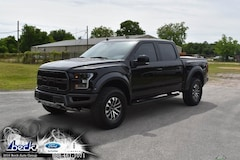New 2019 Ford F-150 Raptor Truck FN6092 for Sale in Palatka, FL, at Beck Ford Lincoln