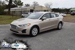 New 2019 Ford Fusion S Sedan for Sale near St. Augustine, FL, at Beck Ford Lincoln
