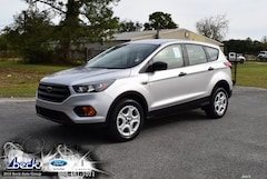 New 2019 Ford Escape S SUV FN5861 for Sale near St. Augustine, FL, at Beck Ford Lincoln