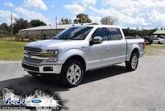 New 2019 Ford F-150 Lariat Truck FN5982 for Sale in Palatka, FL, at Beck Ford Lincoln